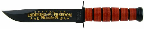 Ka-Bar Army OEF Afghanistan Commemorative Knife, Outdoor Stuffs