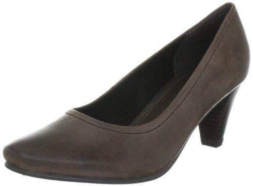 Jana Jana Fashion 8-8-22400-29 - Zapatos clásicos de cuero para mujer Marrón