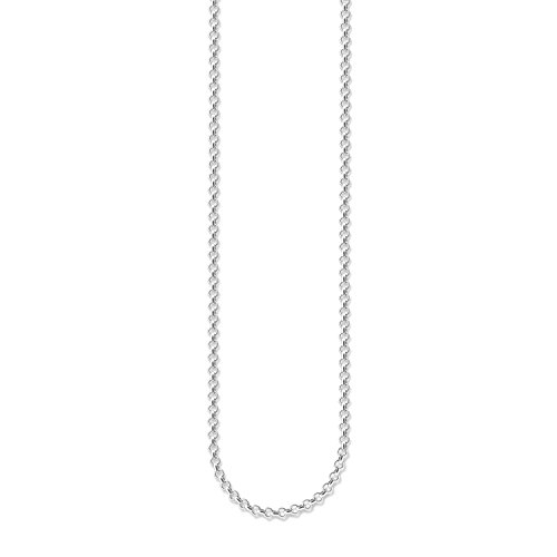 (Thomas Sabo Charm Necklace, Sterling Silver (27.6 in.))