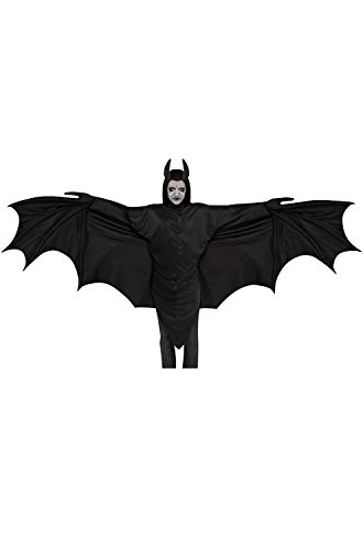 Adult Wicked Wing Bat Costume size (Giant Wings Costume)