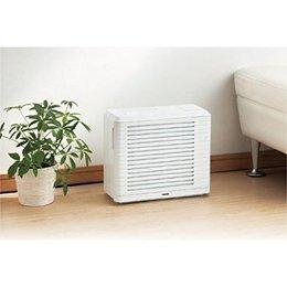 家電 健康美容家電 空気清浄機 ツインバード パーソナル加湿空気清浄機 ホワイト AC-4252W -ak [簡易パッケージ品] B07D1BQ81K