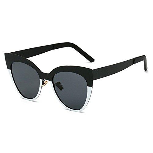 la Moda de Metal Sol de de GUO Gafas de C Sol Gafas D de qgnZgPawz