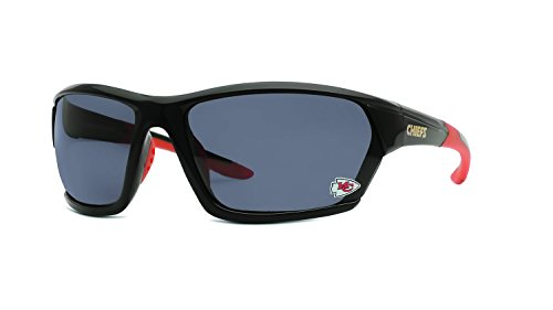 NFL Kansas City Chiefs Full Rim Polarized Sunglasses