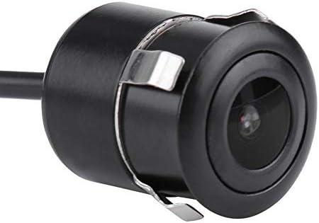 Okuguy 18.5ミリメートルHDローライトナイトバージョンカーリバースバックアップリアビューカメラカラフルな表示NTSC / PAL