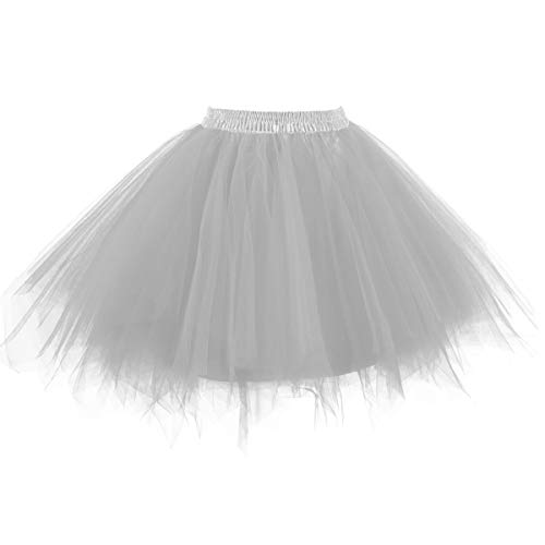 Affordable Costumes - Topdress Women's 1950s Vintage Tutu Petticoat