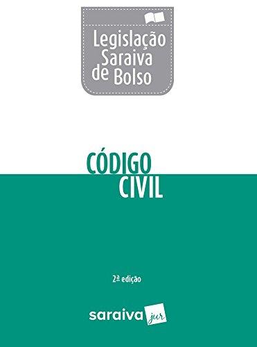 Legislação Saraiva. Código Civil