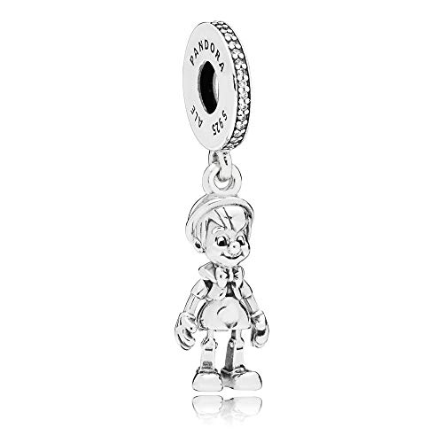 Pandora Disney Pinocchio Dangle Charm - Disney Dangle