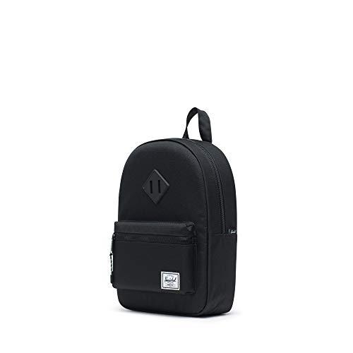 31Sn9weVhiL - Herschel Heritage Backpack, Black/Black