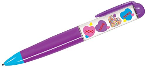 iscream Fun Floaties Love-ly! Valentine Hearts Ball Point Pen