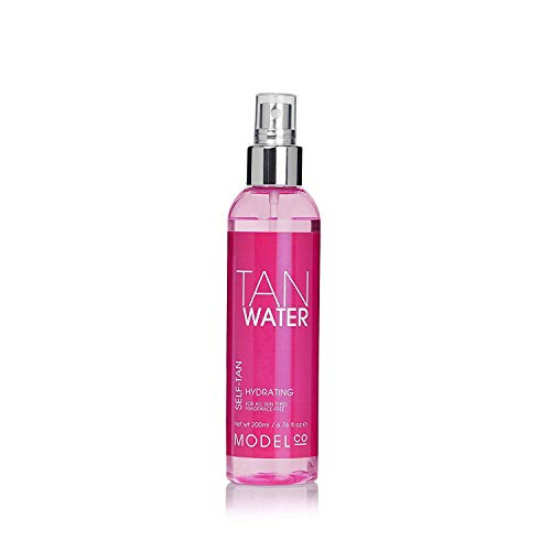 MODELCO Tanning Water | Self Tanner Body Spray
