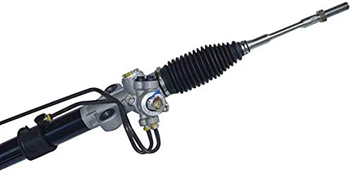 EMIAOTO Power Steering Gear Rack OEM:MR333503 4410A722 for Mitsubishi Pickup Triton L200 Pajero 2WD Left Hand Drive MR333503 4410A722