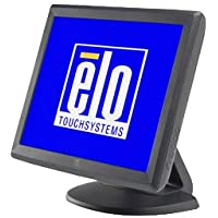 Elo 1000 Series 1515L Touch Screen Monitor - 15 - Infrared - 1024 x 768 - 4:3 - Dark Gray *Power Brick sold separately