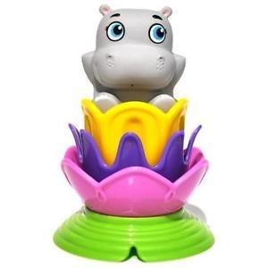 Garanimals Baby Bath Collection Magic Color Hippo Stacker