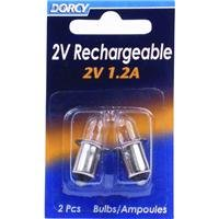 Dorcy Flashlight Bulb Krypton Card 2 V