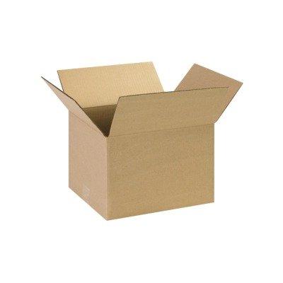 "13 ""x 11"" x 9 ""marrón cajas de cartón (13119"