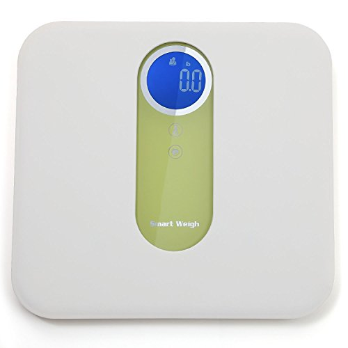 digital-mother-and-baby-bathroom-scale-with-ultra-wide-platform-step-on-technology-and-lcd-display-3
