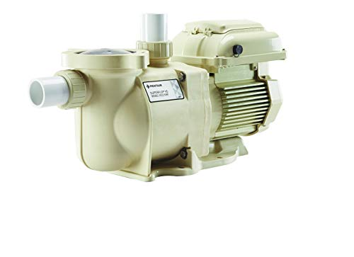 Pentair 342001 SuperFlo VS Variable Speed Pool Pump, 1 1/2 Horsepower, 115/208-230 Volt, 1 Phase - Energy Star -