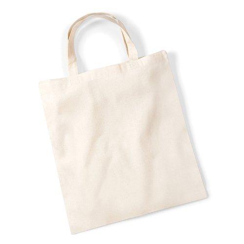 Nuevo presupuesto de molinillo de Westford Promo bolsa para vida Plain diseño algodón bolsa de la compra