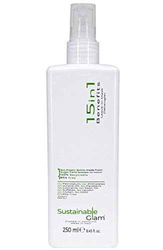 🥇 15in1 Benefits Leave-in Spray Hair Mask Conditioning Detangler – Paraben Free