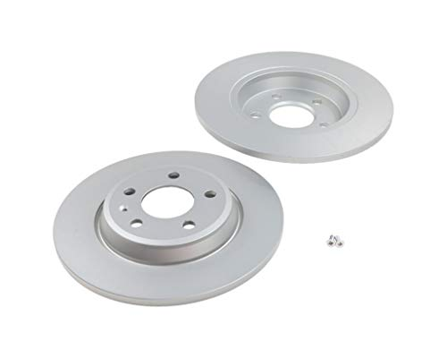 Brake Disc Rear of Car Parts GOCHT: