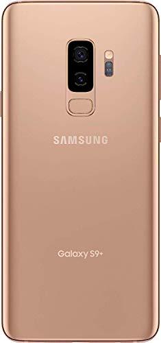 Samsung Galaxy S9+, 64GB, Sunrise Gold - For GSM (Renewed)