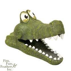 (Blue Ribbon Pet Products Exotic Environments Bubbling Action Alligator Aquarium Ornament )