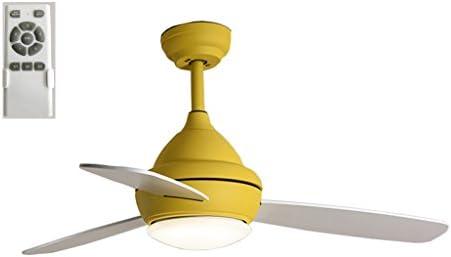 Ventilador de Techo Ventilador del hogar Ventilador de Techo luz ...