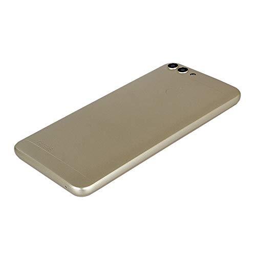 Mbtaua-Phone 5.5 Inch Ultrathin Super Camera Smartphone Android 6.0 System Octa-Core 512MB+4GB 3G WiFi Dual Smartphone Gold