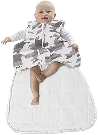 3-9 Months Blue White Airplanes GUNAMUNA Bamboo Viscose Classic Duvet Baby Sleep Bag with WONDERZiP 2.6 TOG