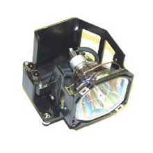 Electrified 915P043010 Replacement Lamp with Housing for Mitsubishi Televisions - 915p043010 New Housing