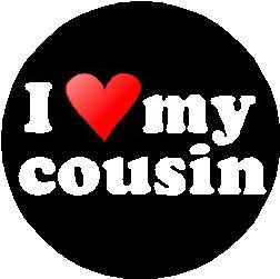 l love my cousin