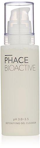 PHACE BIOACTIVE Detoxifying Gel Cleanser, Clear, 4.2 fl. (Detoxifying Cleanser)