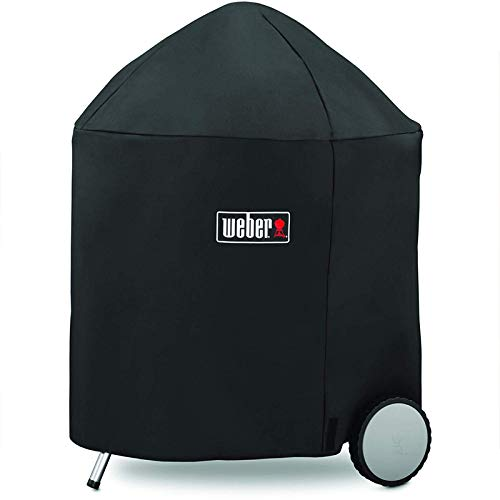 Weber 7153 Grill Cover for Weber 26.75-Inch Charcoal Grills,Come with Storage Bag