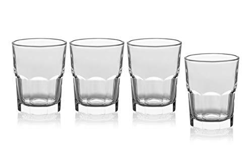 Libbey 4 Piece Boston Juice Glasses