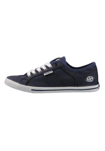 Dockers 326112 Sneaker Canvas Navy