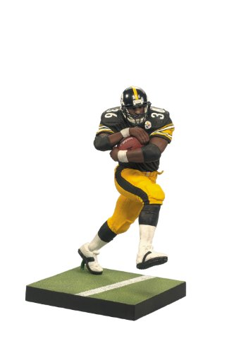 McFarlane Toys NFL Legends Series 6 - Jerome Bettis 2 Action Figure (Best Nfl Quarterbacks Of All Time List)