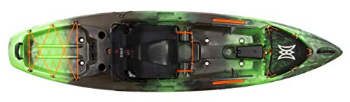 Perception Pescador Pro 10 | Sit on Top Fishing Kayak |...