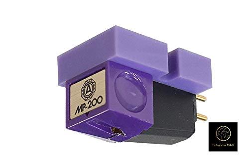 Nagaoka MP-200 DJ Turntable Stereo Cartridge