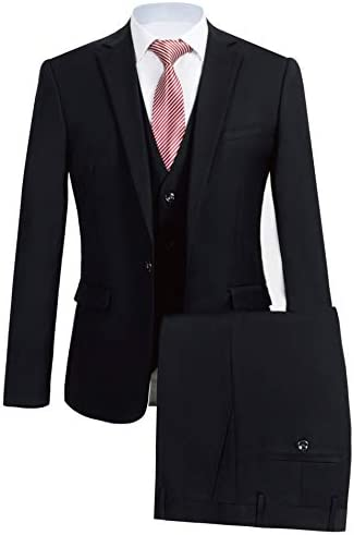 スーツ メンズ スリーピース デザイン 細身 スーツ パーティー スーツ メンズ スーツ 紳士 スタイル に適して インタビュー、キャリアスーツ、卒業式、結婚式、公式機会、またはその他のエチケット