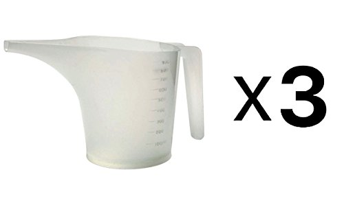 Norpro Measuring Pancake Pitcher 3 5 Cup