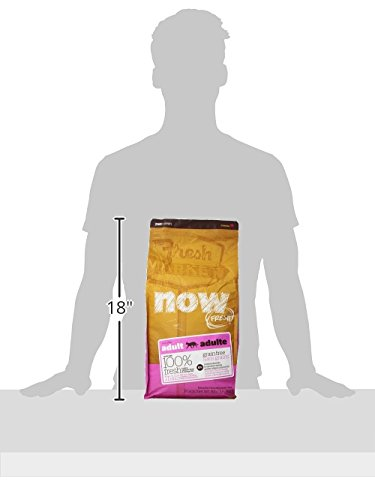 NOW! 152319 Fresh Grain Free Food for Adult Cats, 8-Pound Bag by Now (Image #5)