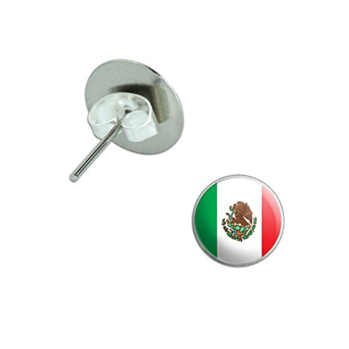 Mexico Mexican Novelty Silver Earrings