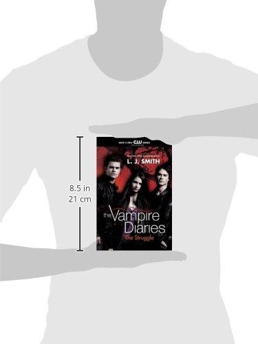 the vampire diaries the struggle summary