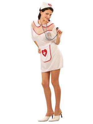 Eco traje atractivo enfermera Judy. Talla: M: Amazon.es ...