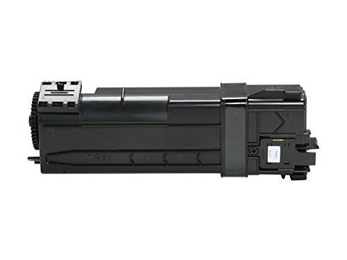 Compatible Black High Capacity Toner Cartridge - Replace Dell 330-1436 (T106C) Toner Cartridge for Dell 2130cn, 2135cn Color Laser Printer