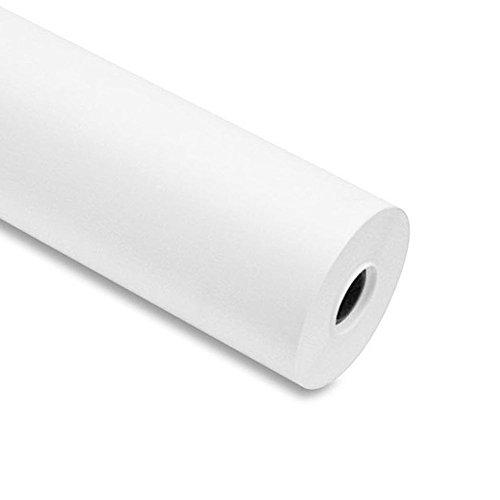 Plotterpapier gestrichen 1 Rolle 90gr/m², 91,4cm (914mm) x 45m l, A0, beschichtet