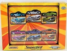 (Matchbox Collectors Exclusive Decos Superfast Collector Tin)