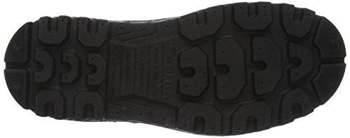 Cofra 26600-000.W40 taglia 40, S3 e HRO WR SRC Montevideo Scarpe di sicurezza, colore: nero