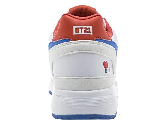 904476b3fc2 BTS X Reebok Classic Unisex BT21 Royal Bridge 2.0 Shoes Tata DV8904   Amazon.com.au  Fashion