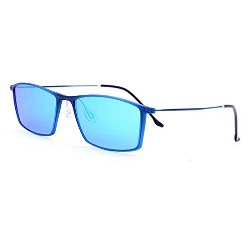 Cuadrada Corriendo Forma Tr90 Polarizadas Green color Tac Baachang Blue Conducir Personalidad Lente Gafas Béisbol Uv Pequeña De Sol Hombres Para Protección qwzCTxz